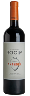 Herdade do Rocim, Rocim 'Amphora' Red, Alentejo 2018